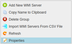 Monitoring Windows Processes with WMI in Nectus - Network